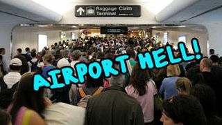 Airport hell