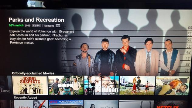 Retail Hell Underground: Netflix Fails: Parks and Recreation