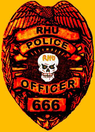Badge 666