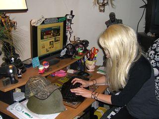 Carolanne computer 2