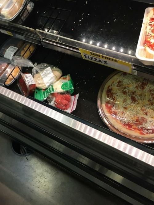 Pizzareject