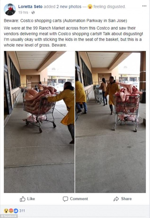 Retail Hell Underground: Supermarket Gross Out: Customer