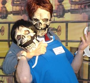 Freddy Choke Jason