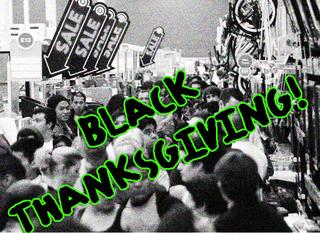 Blackthanksgiving