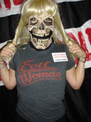 Carolanne evil woman