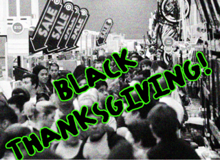 Blackthanksgiving
