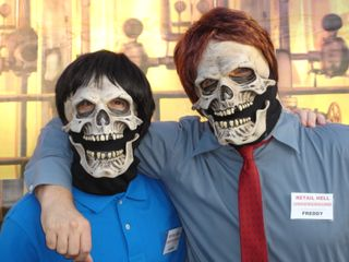 Freddy and jason pals