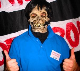 Jason thumbs up