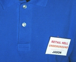 Uniform Jason