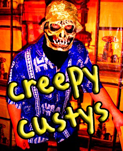 Creepy custy