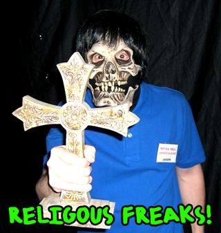 Religious Freak Encounters 4