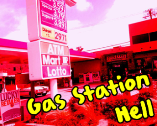 Gas station 02