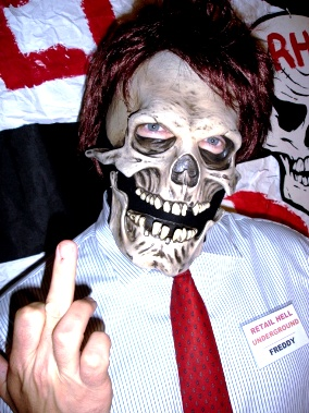 Freddy Fuck you