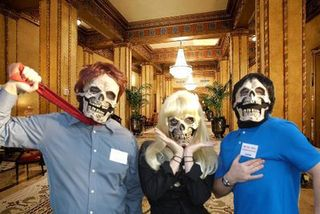 4 hotel skullies