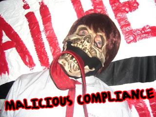 Malicious Compliance 1