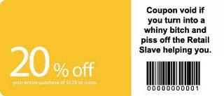 RHU coupon
