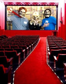 3 movie theater hell