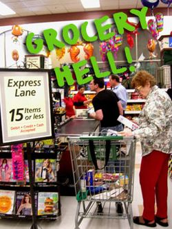 Grocery Hell