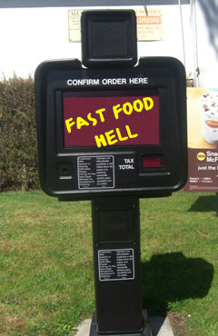Fast food hell